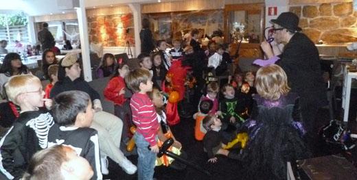 Fiestas Infantiles Halloween
